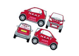 NEAT Cars